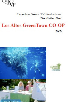 GreenTown Los Altos Co-Op on TV