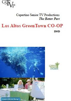 GreenTown Los Altos Co-Op on TV