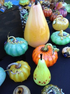 GTLA 10.14 Glass Pumpkins