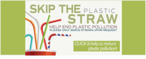 YOU Can Help Reduce Plastic Pollution: One Straw at a Time!