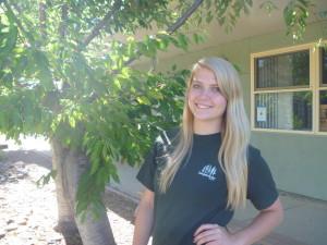 Maggie Kristian, LAHS Junior