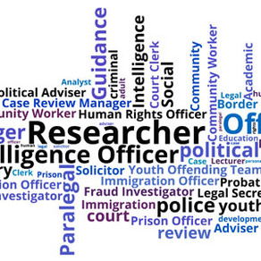 What are the career options with a criminology degree?