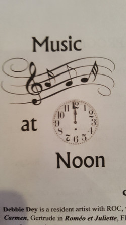 Noon Day Opera