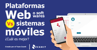 Plataformas Web Vs Sistemas móvil ¿Cuál es mejor?