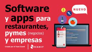 Apps y softwares para pymes, restaurantes y negocios 2021
