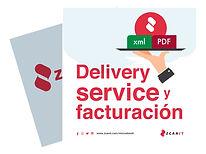 Delívery Service y facturación