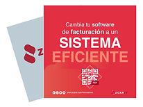 Cambia tu software de facturación a un sistema eficiente
