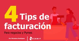 4 Tips de Facturación (negocios y Pymes)