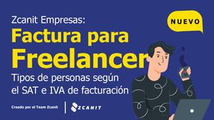 Factura para Freelancers: Tipos de persona e IVA para facturar