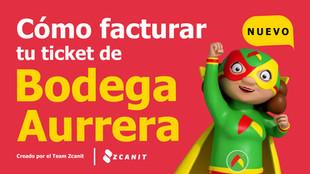 Facturación en línea Bodega Aurrera y las diferencias con el sistema Zcanit
