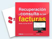 Recuperación y consulta de tus facturas desde el SAT