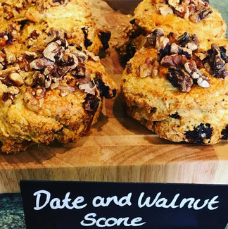We've been making our own homemade scones on site since day one. Why not try this new addition?