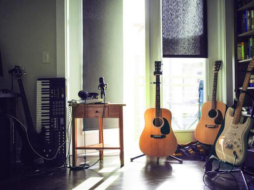 Top 5 - La musique à la maison