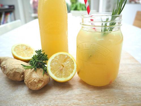 Ginger Yums  (32oz Refillable Jar)