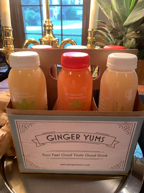 Ginger Yums  (12 PACK)