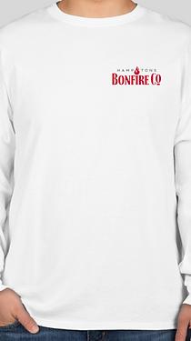 Bonfire Logo Long Sleeve
