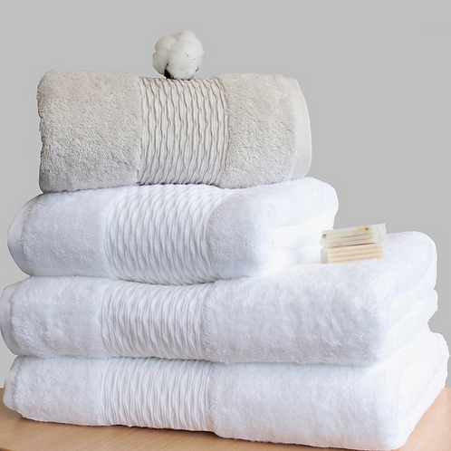 Organic cotton towels - Face