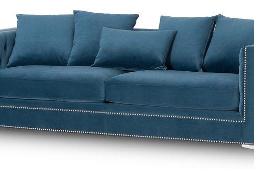 Divine Blue Sofa