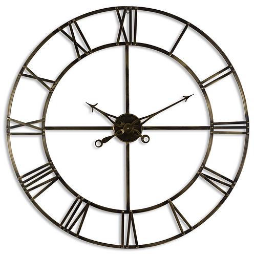 Antique modern wall clock