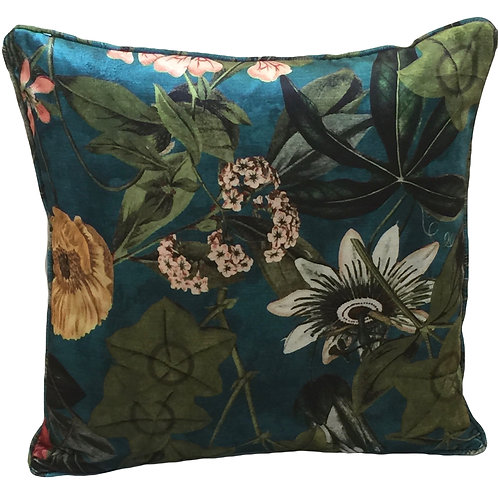 KINGFISHER CUSHIONS