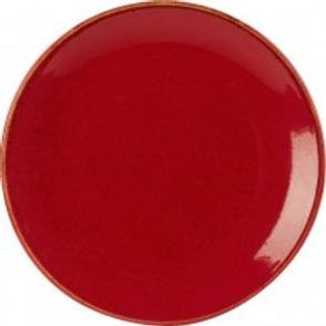 1 RED DOOR LANE CROCKERY - Pizza plate