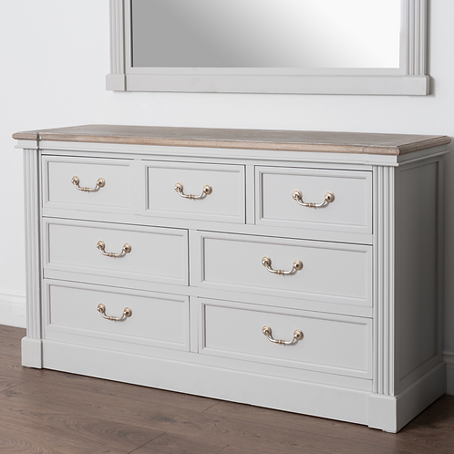 Liberty farmhouse chest drawers