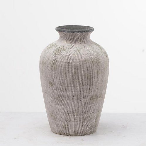 Bloomville Chours Stone Vase