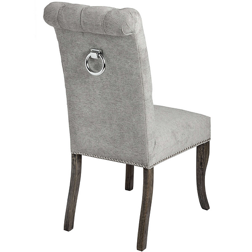 High Wing Back Dining Chair