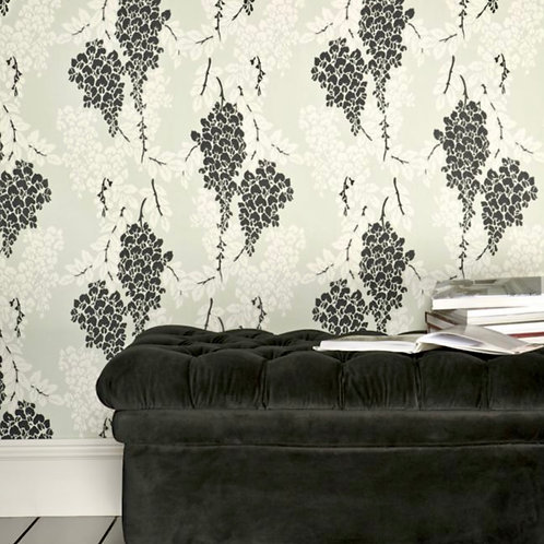 Wisteria Wallpaper by Farrow & Ball