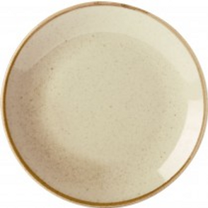 WHEAT COUPE PLATE