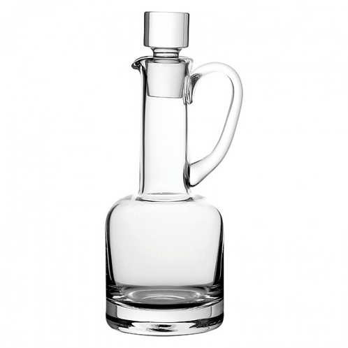 Oil or Classic oil and Vinegar glass bottle