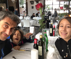 FABRIZIO AND HIS DAUGHTERS