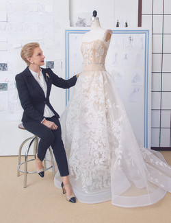 Inside the Atelier: Carolina Herrera