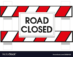 Road Closures Affecting S11, S22, S26, S30 and S42