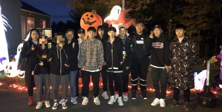 Halloween Spooky Night