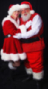 Let Mrs. Claus Plus Santa entertain at your next Christmas themed event