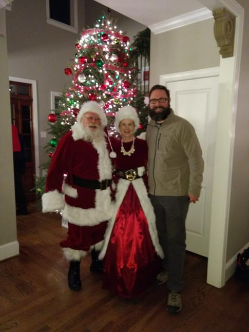 Pre-Christmas Visit