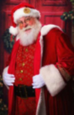 Santa MikeE Claus