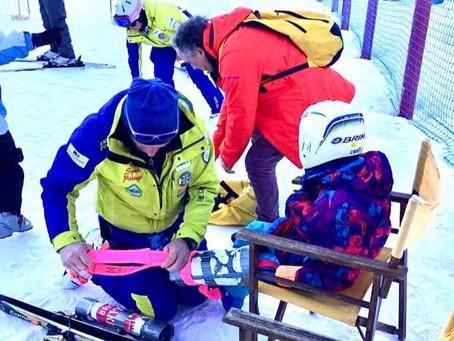 Ad Asiago dove lo sci è  uno sport per tutti