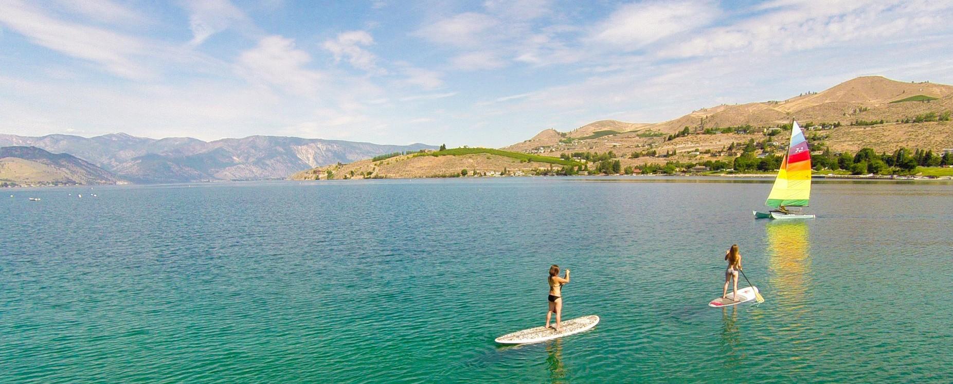 Summer in Lake Chelan