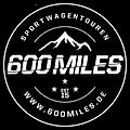600 MILES Sportwagentouren Logo