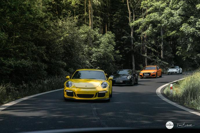 Porsche GT3 Sportwagentouren