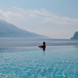 Unser Hotel am Gardasee.