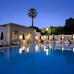Unser Hotel an der Côte d` Azur.