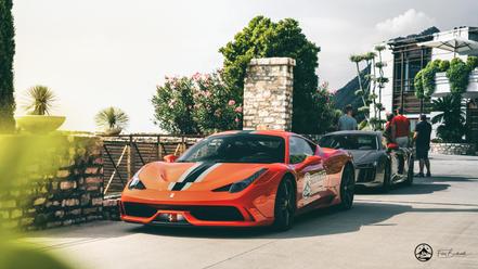 Sportwagentour Ferrari 458