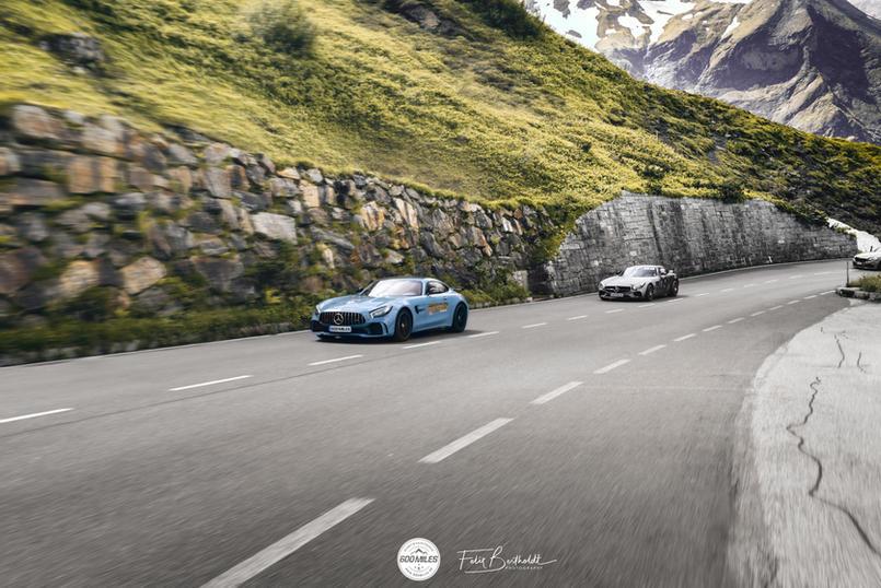 Sportwagentouren AMG GTR & GTS