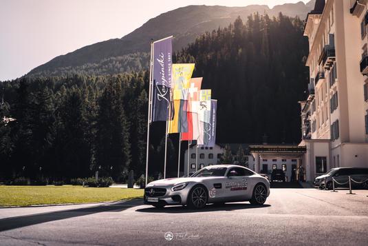 Sportwagentouren - AMG GTS - 600 MILES