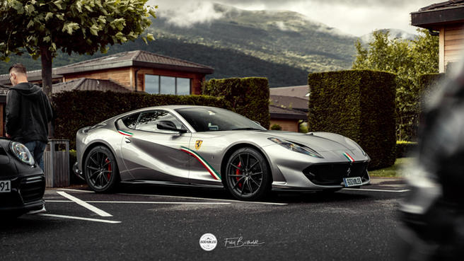 812 Superfast Tailor Made