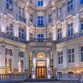 Unser Hotel in Karlsbad