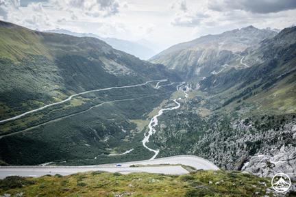 600 MILES - Sportwagentour